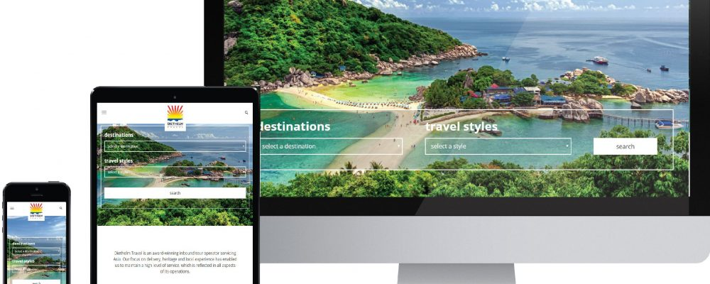 Diethelm Travel Unveils Fully Redesigned Website