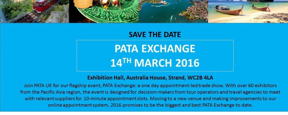 PATA Exchange 2016
