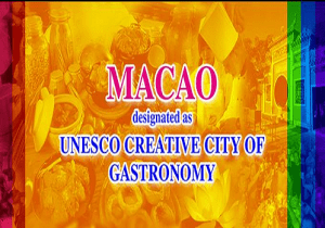 UNESCO Creative City of Gastronomy